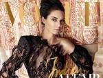 Kendall Jenner & Sushant Singh Photoshoot