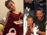 Shahid Afridi daughter Asmara Birthday Pictures