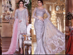 Maria B Mbroidered Eid Collection 2017
