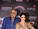 Unique Gift to Sri Devi for Completing 50 Years in Bollywood