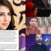 Ushna Shah Facebook post on peoples hypocrisy