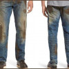 Dirty Jeans Worth Thousands of Rupees