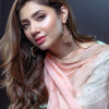 Mahira Khan for Alkaram Eid Collection 2017