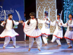 Karachi 2 Days Dance Festival Starts in Arts Council