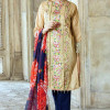 Orient Textile Chiffon Embroidered Summer Dresses 2017