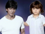 Shah Rukh Khan Not Father of Abraham Khan