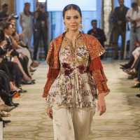 Shamaeel Ansari Formal Collection at PFW11 London