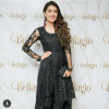 Ayeza Khan in Beautiful Look in Black Dress