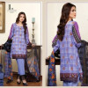 Pakistani Designer Embroidered Lawn  Sahil Vol 8