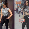 Mawra and Parineeti Chopra Dressed in Lace Top