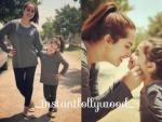 Beautiful Nimra Khan with her cute sister