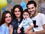 Sarwat Gillani Baby Shower Pictures