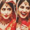 Sajal Ali On The Set Of Her New Drama Rangreza