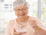 Yogurt Strengthens Bones in Old Age