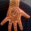 Beautiful Kids Mehndi Designs For Eid