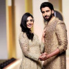 Engagement of Sarah Khan and Agha Ali