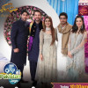 Drama Alif ALLAH aur Insan Cast at TV Show Jago Pakistan Jago