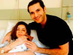 Sarwat Gilani and Fahad Mirza Blessed with Second Son