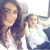Ayeza Khan with her daughter Hoorain Pictures