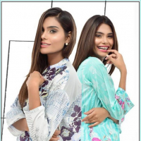 Gul Ahmed Latest Pret Summer Collection 2017