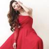 Mahira Khan looks Beautiful in a Red Dress