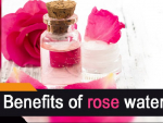Rosewater Benefits