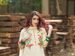 Zahra Ahmed Embroidery & Digital Prints Collection 2017