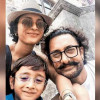 Amir Khan Celebrates Roman Holiday During Vacation