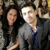 "Fawad and Sadaf at ""The Wedding Show"""