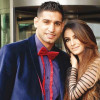 British Boxer Amir Khan and Faryal Makhdoom