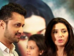 Atif Aslam Introduced Mahira Khan in Film Industry