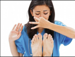 Remove Smell of Feet