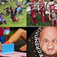 Curious Festivals of the World