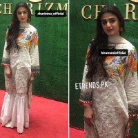 Celebrities at the Charizma Store launch