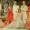 Mumbai Annual Fashion Week Bollywood Stars Appear on Ramp