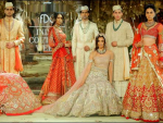 Mumbai Annual Fashion Week Bollywood Stars Appear on Ramp