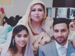 Arij Fatyma Wedding