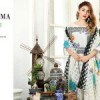 Charizma Embroidered Swiss Range Eid Ul Azha 2017 Collection
