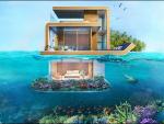 Dubai Underwater Villas and Shopping Malls