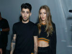 Gigi Hadid and Zayn Malik Celebrate Eid
