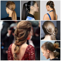 Ponytail Styles for Summer Season