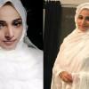 Noor Bukhari Full Hijab Pictures