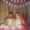 Anum Fayaz First Wedding Anniversary