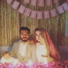 Anum Fayaz First Wedding Anniversary