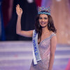 Indian Girl Manushi Chhillar Won The Miss World Crown