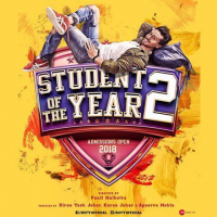 Student of The Year 2 Poster Released