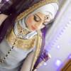 8 Hijabi Brides Extremely Gorgeous Styles
