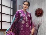 Lakhani Silk Winter Dress Collection 2017-18