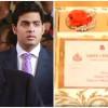 Mukesh Ambani Son Most Expensive Wedding Invitation Card