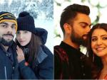 First Honeymoon Picture Anushka & Virat Kohli